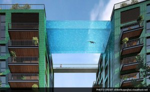 London Hanging Pool